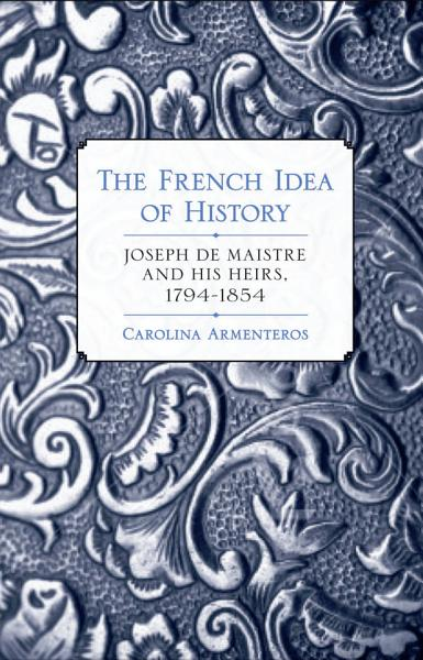 Download The French Idea of History Book