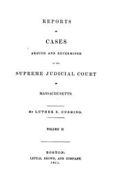 Massachusetts Reports: Cases Argued and Determined in the Supreme Judicial Court of Massachusetts, Volume 56