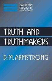 Truth and Truthmakers PDF