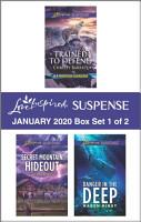 Harlequin Love Inspired Suspense January 2020   Box Set 1 of 2 PDF
