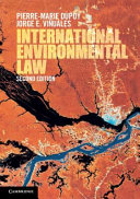 International Environmental Law PDF