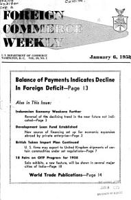 Foreign Commerce Weekly PDF