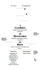 Pillsbury Cookies, Brownies & Chocolate Galore!