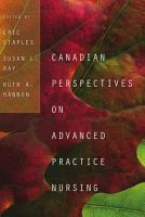 Canadian Perspectives on Advanced Practice Nursing PDF