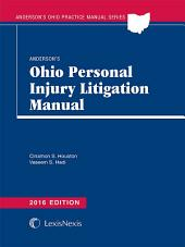 Anderson's Ohio Personal Injury Litigation Manual