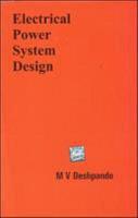 Electrical Power System Design PDF