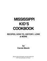Mississippi Kid s Cookbook PDF