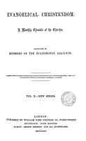 EVANGELICAL CHRISTENDOM VOL  X  PDF
