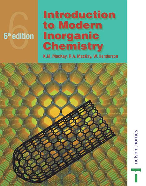 Topics In Modern Inorganic Chemistry