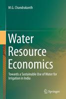 Water Resource Economics PDF
