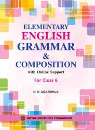 Elementary English Grammar   Composition With Online Support