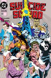 Suicide Squad (1987-) #63