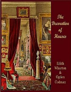 The Decoration of Houses Book