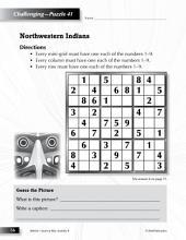 Grade 4 Hard Sudoku Puzzles 41–45