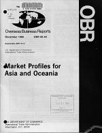 Market Profiles for Asia and Oceania