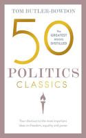 50 Politics Classics PDF