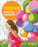 Happiness Color By Numbers Book PDF