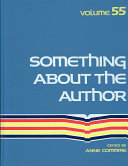 Something About the Author  Volume 55