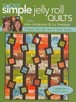 Super Simple Jelly Roll Quilts PDF