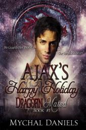 Ajax's Harpy Holiday: Dragofin Mated: Book #1
