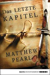 Das letzte Kapitel: Roman