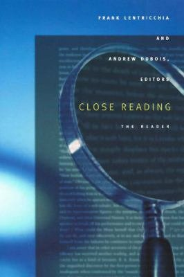 Download Close Reading Book
