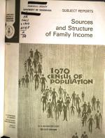 1970 Census of Population  National origin and language PDF