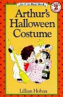 Arthur s Halloween Costume PDF