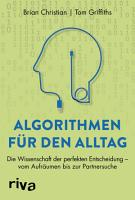 Algorithmen f  r den Alltag PDF