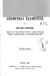 Geometría elemental