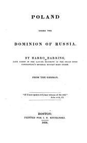 Poland under the dominion of Russia