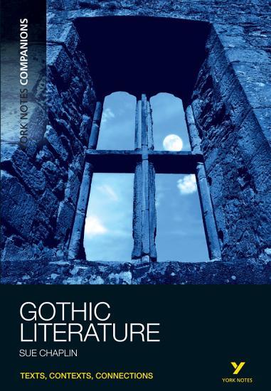 York Notes Companions Gothic Literature PDF