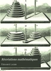 Récréations mathématiques: Volume3