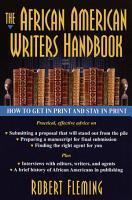 The African American Writer s Handbook PDF