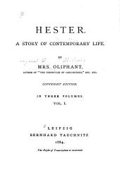 Hester: A Story of Contemporary Life