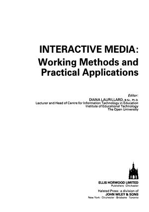 Interactive Media PDF