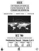ICC '86