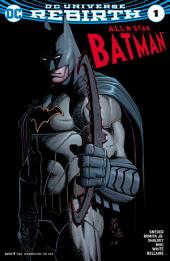 All Star Batman (2016-) #1