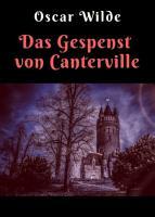 Oscar Wilde  Das Gespenst von Canterville   Vollst  ndige deutsche Ausgabe PDF