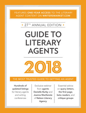Guide to Literary Agents 2018 PDF