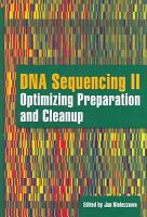 DNA Sequencing II PDF