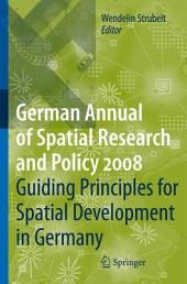 Guiding Principles for Spatial Development in Germany