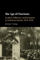 The Age of Charisma