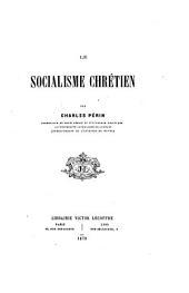 Le socialisme chrétien
