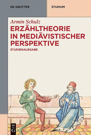 Erz  hltheorie in medi  vistischer Perspektive PDF