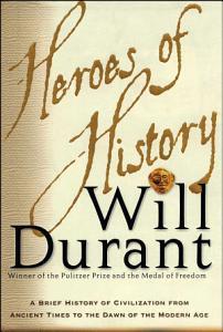 Heroes of History Book