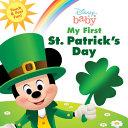 Disney Baby My First St. Patrick's Day