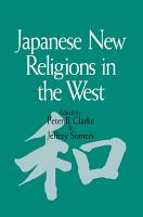 Japanese New Religions in the West PDF