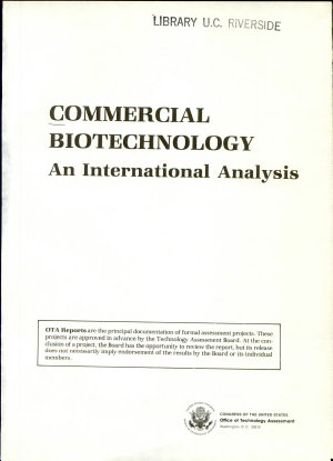 Commercial Biotechnology