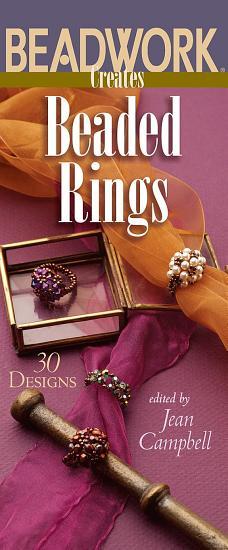 Beadwork Creates Beaded Rings PDF